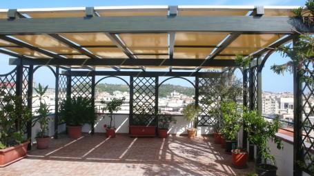 Coverone grigliato in alluminio verniciato legno for Grigliati in alluminio per terrazzi prezzi
